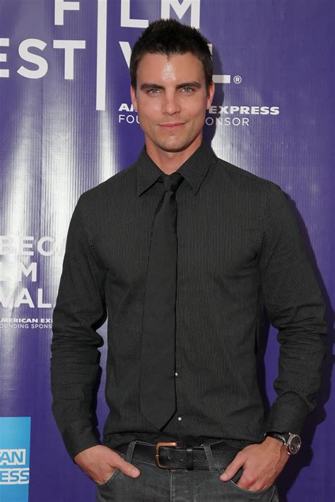 colin egglesfield y sus hijos colin egglesfield in premiere of quot the good guy quot at the