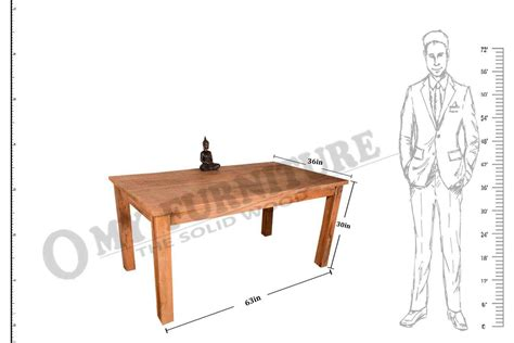 buy choppestic large size dining table dining room