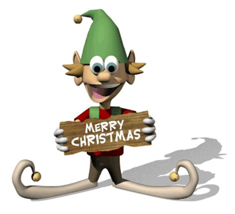 elves animation moving merry pictures x tree and seasonal