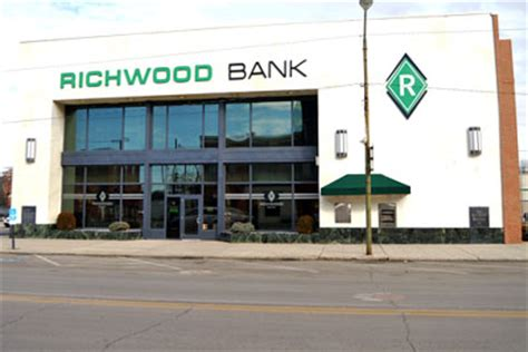 us bank locations in ohio branch locations hours richwood bank marysville