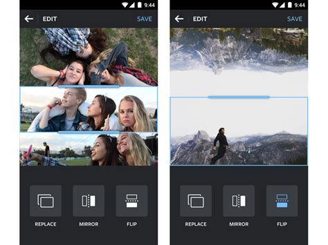 layout android là gì instagram lance layout le collage carr 233 est enfin