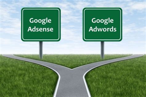 adsense x adwords adwords vs adsense what is the difference
