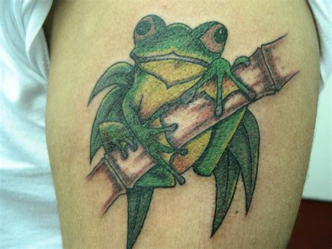 small frog tattoo designs frog tattoos designs ideas and meaning tattoos for you