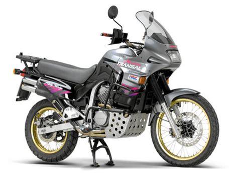 Motorrad Honda Transalp 700 Tuning by Aufbau Honda Reise Transalp Spezial Teil 2