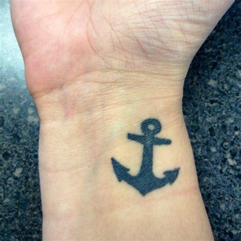 anchor tattoo on wrist meaning tattoo wrist tattoo anchor love pinterest