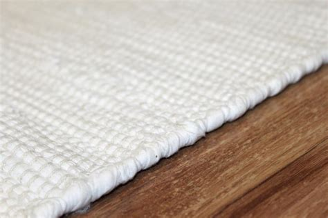 rag rugs cotton white rag rugs trendcarpet co uk