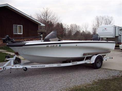 fishing boat for sale mi 2001 18 foot tracker tundra fishing boat for sale in