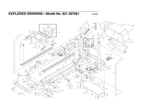 proform treadmill wiring diagram repair wiring scheme