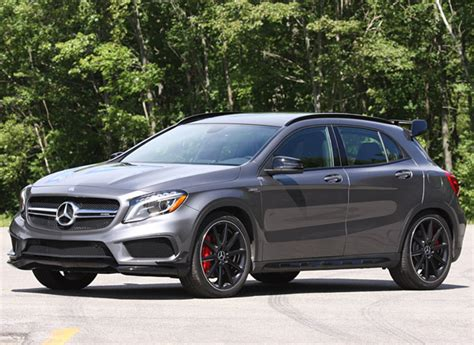 Mercedes Small Suv by Mercedes Gla Joins The Small Suv Fray Consumer
