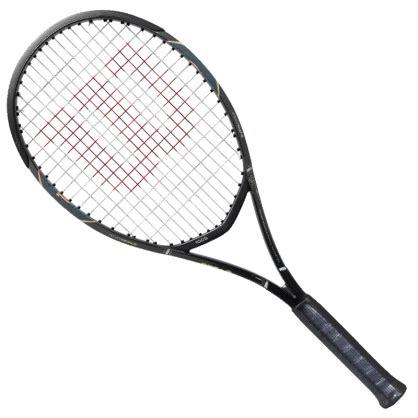 Raket Wilson Tennis raket wilson black clipart best