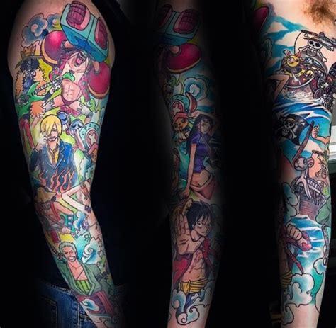 tattoo designs one piece 70 one designs for japanese anime ink ideas