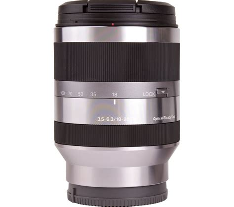 Sony E 18 200mm F 3 5 6 3 Oss Le buy sony e 18 200 mm f 3 5 6 3 oss telephoto zoom lens