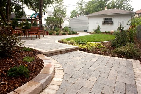 backyard hardscapes hardscape design brick pavers marvins brick pavers
