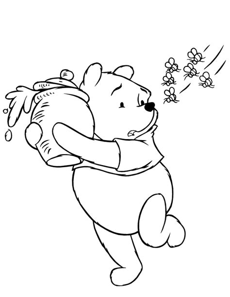 honey bear coloring pages top 72 honey coloring pages free coloring page