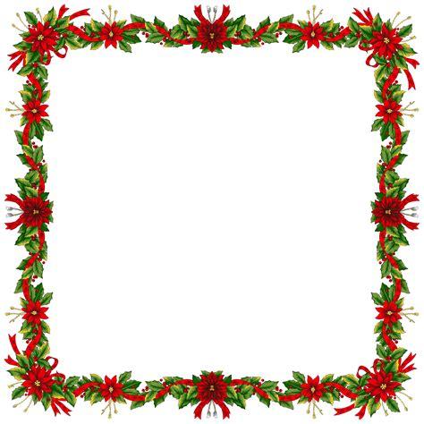 christmas frames clip art clipart best