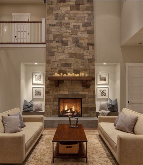 Fireplace Focal Point by Fireplaces Make Great Focal Points Brick Wood