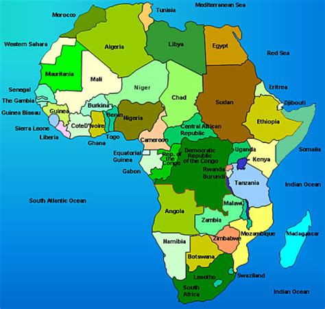 africa map q international rankings and the top 20 universities