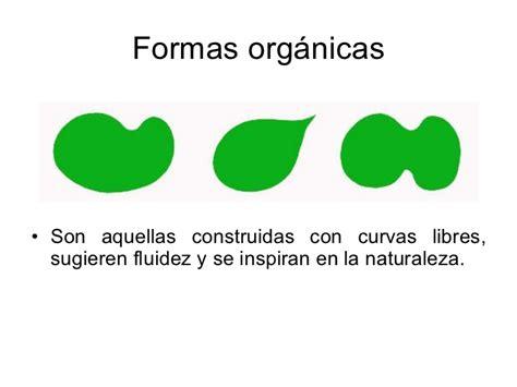 la forma de las la forma