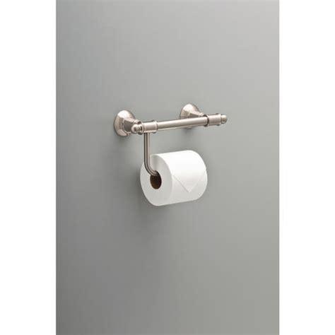 delta toilet paper holder  assist bar  spotshield brushed nickel  menards