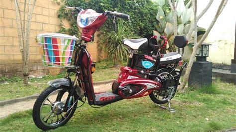 Sepeda Listrik Earth Platinum sepeda listrik rider earth platinum sepeda listrik murah