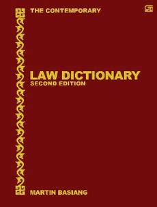 buku the contemporary dictionary second edition penulis martin basiang penerbit gramedia