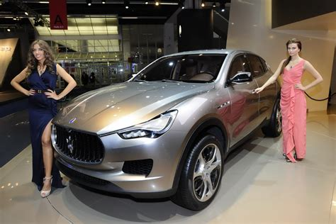 porsche maserati motor verso the maserati levante suv will compete with