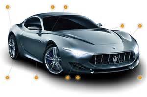 Maserati Alfieri For Sale Maserati Alfieri Concept By Design Front Three Quarter