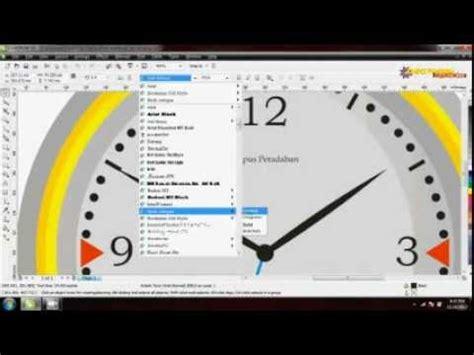 tutorial membuat jam dinding tutorial membuat jam dinding youtube