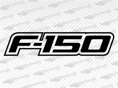 F150 Stickers