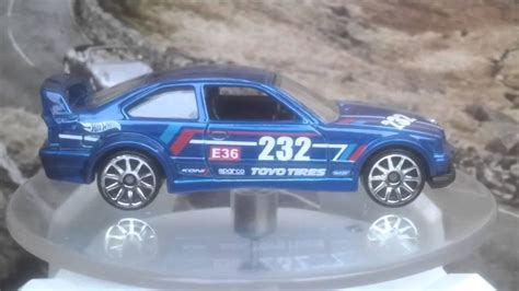 Diecast Hotwheels Wheels Bmw E36 M3 Race Merah Promo 2015 C bmw e36 m3 race 1 64 diecast from hw race by wheels ebay