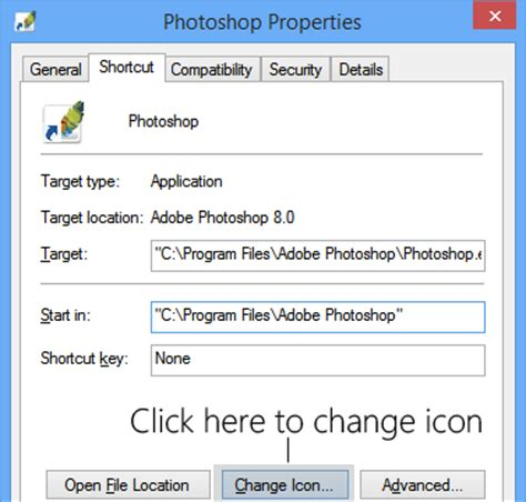 windows reset password shortcut how to change icons and text labels names of start