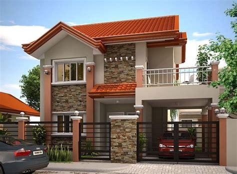 modern house design mhd  pinoy eplans modern