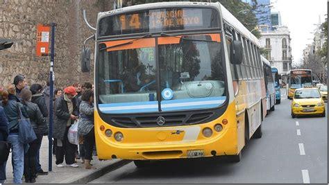 paritarias de servicios pblicos acuerdan aumentos con a partir de ma 241 ana aumenta tarifa de transporte p 250 blico en