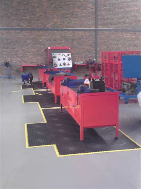 werkstatt bodenbelag workshop floors interlocking pvc floor tiles and floor