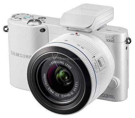 Kamera Mirrorless Samsung Nx210 samsung nx20 nx210 ed nx1000 le mirrorless si rinnovano