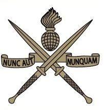 Emblem Baret 1 baret embleem kct f s dolk cov ssvcie fairbairn