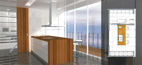 schiebetür glas badezimmer k 252 che schiebet 252 r wohnzimmer