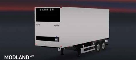 The City The The Trailer by Chereau City Trailer Mod For Ets 2