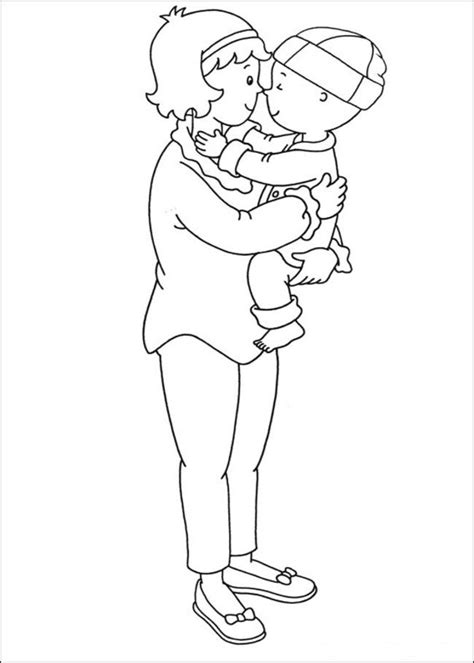 caillou coloring pages pdf caillou coloring pages online picture 28 free printable