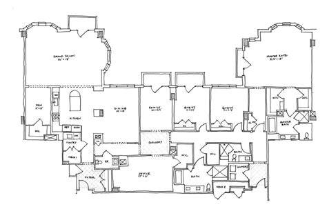glenridge hall floor plans fresh big dig house exterior at dusk the largest downtown bethesda luxury condo for sale you