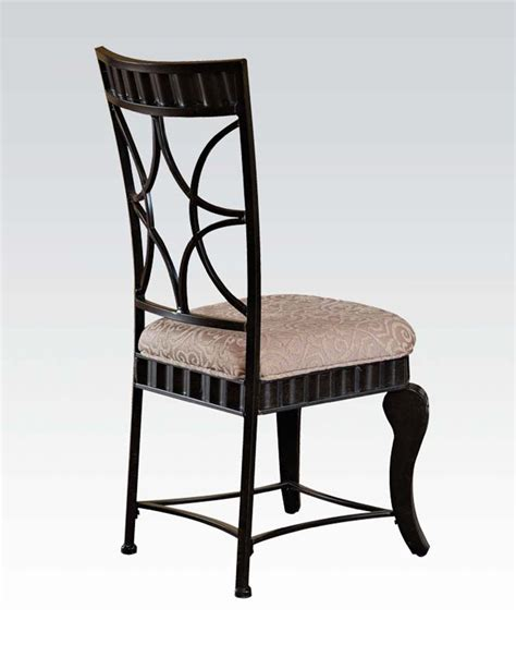 Acme Dining Chairs Acme Side Chair Lorencia Ac70292 Set Of 2