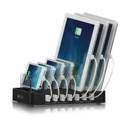 phone charging station the 10 best charging stations to charge multiple phones and tablets dailytekk
