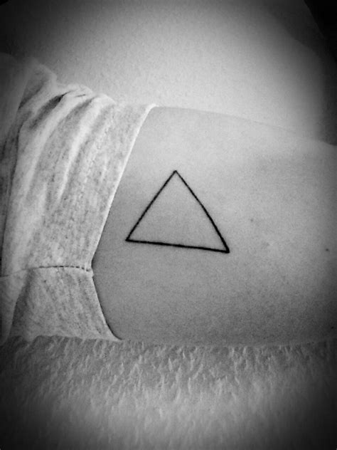 triangle tattoo ideas sibling triangle best design ideas