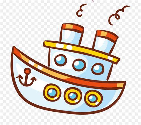 cartoon boat transparent background ship clip art sailing boat png download 800 800 free