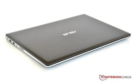 Asus S400 review asus vivobook s400ca ultrabook notebookcheck net