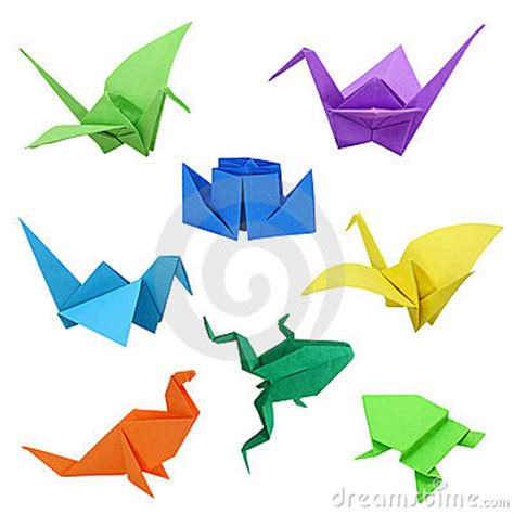 History Of Origami In Japan - a brief history of origami japan paper just