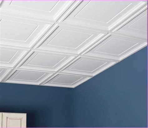 Acoustic Ceiling Panels by Flooring Pronto Construction