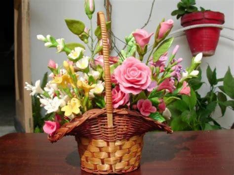 Homemade Flower Pots Ideas make some unusual art with our salt dough ideas