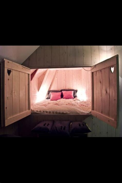 enclosed bed enclosed bed bedrooms pinterest