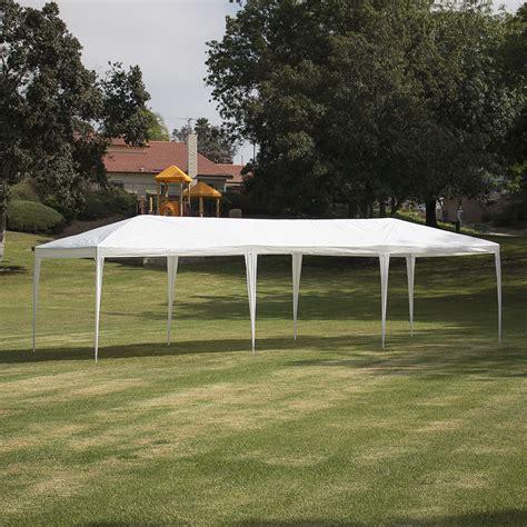 10 x30 outdoor canopy tent party wedding gazebo pavilion